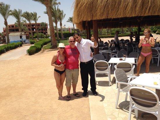 Aurora Oriental Resort Sharm El Sheikh: Best bar man