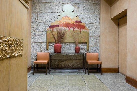 NH Collection Vigo: Lobby