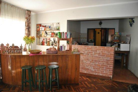 Kusillo's Posada: le bar