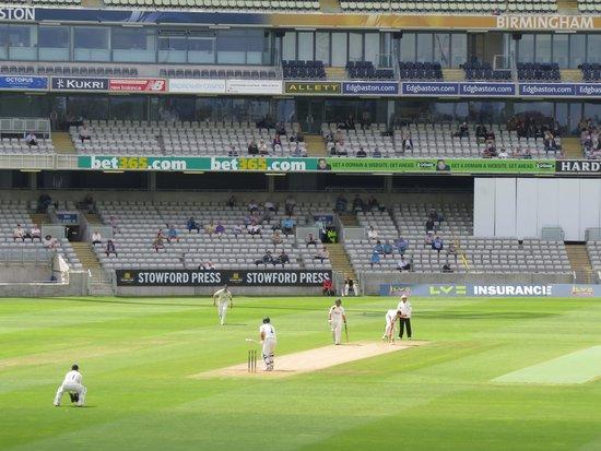 Car Park Edgbaston Cricket Ground