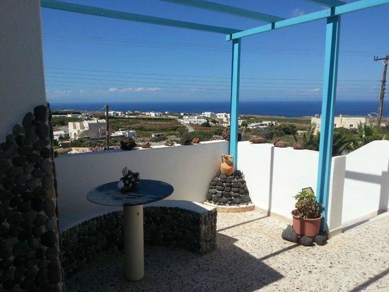 Pension Livadaros: top floor