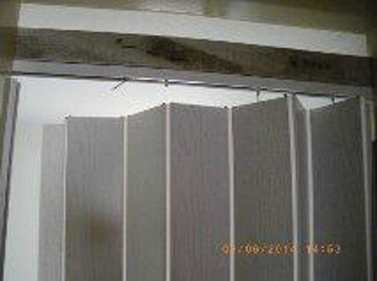 Kales Homestay : Toilet door