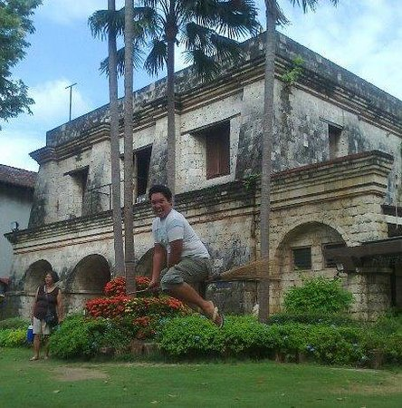Fort San Pedro: Jump Shot