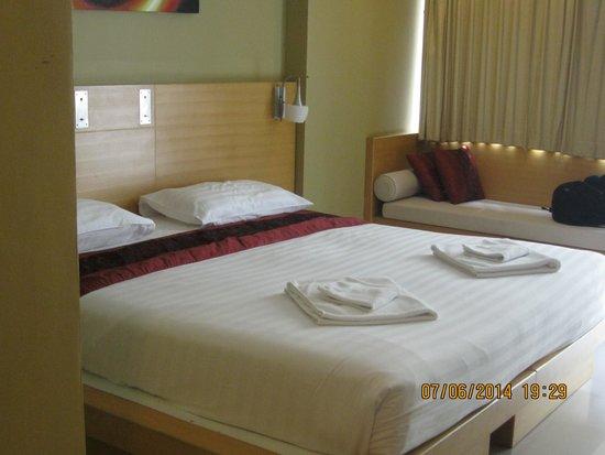 Aspery Hotel : Room1
