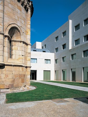 NH Zamora Palacio del Duero: Facade