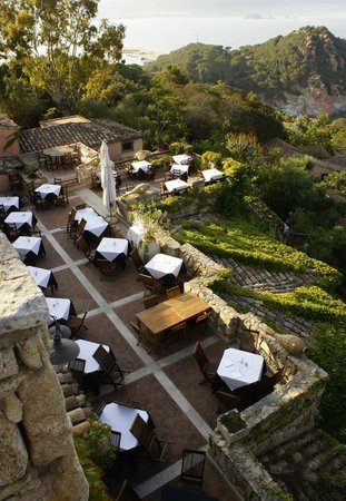 Monte Turri Luxury Retreat: Terrasse