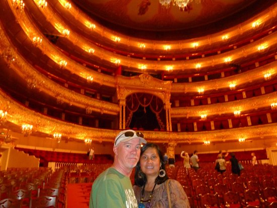 Bolschoi-Theater: Wow