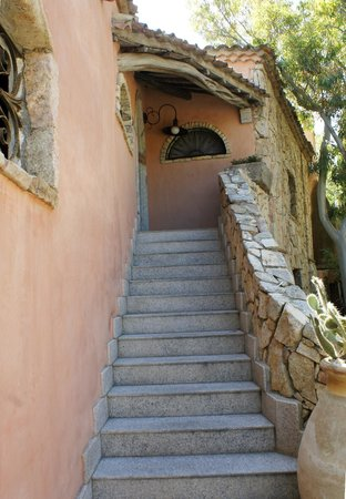 Monte Turri Luxury Retreat: Eingang Hotel