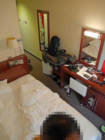 Sotetsu Fresa Inn Nihombashi-Kayabacho: chambre 2