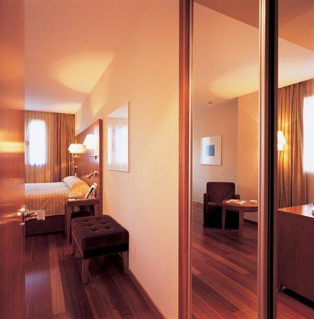 NH Zamora Palacio del Duero: Room