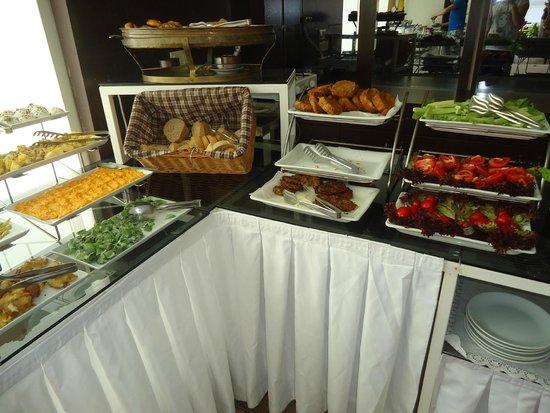 Hotel Evsen : Ресторан