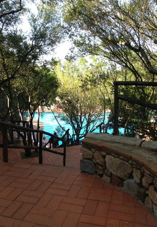 Monte Turri Luxury Retreat: Hotelanlage