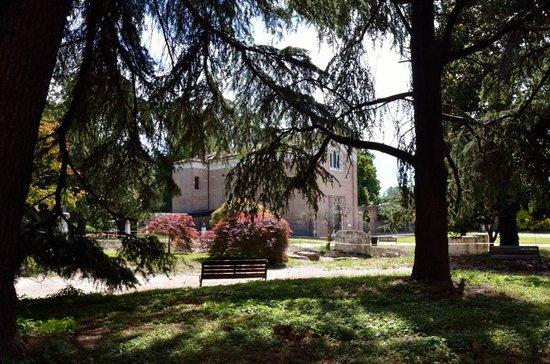 Scrovegni Chapel: Вид снаружи