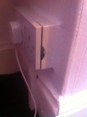 Euro Hotel Clapham: !!!