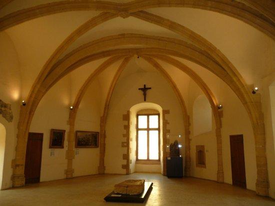 Château Fort de Sedan : La chapelle princière