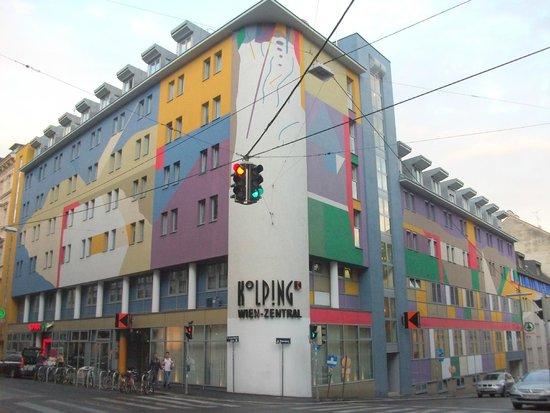 Kolpinghaus Wien-Zentral: Hotel Kolping