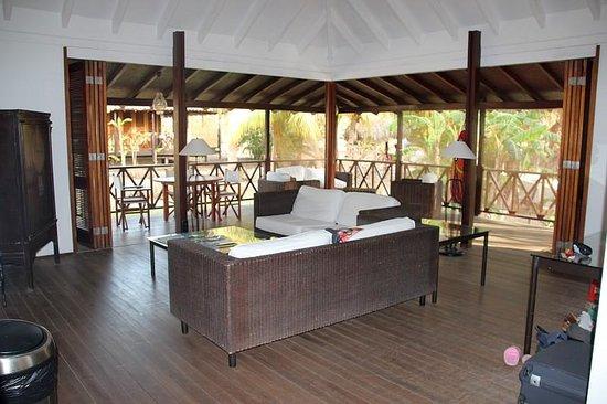 Papagayo Beach Resort: Openslaande deuren