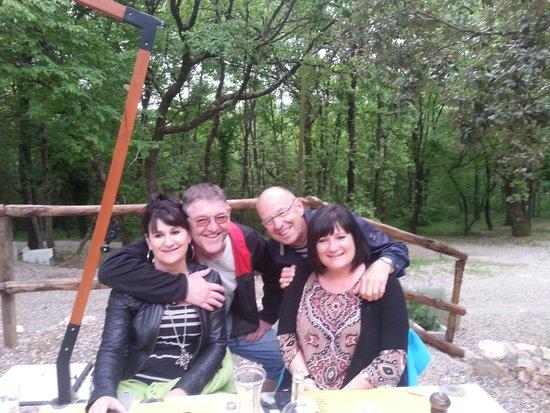 Ristoro di Cellole: 4 zufriedene Gäste