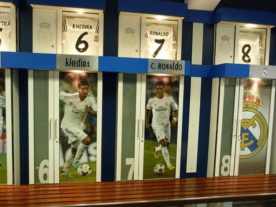 Santiago-Bernabéu-Stadion: Santiago Bernabéu Tour