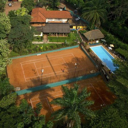 Makindye Country Club: Aerial View