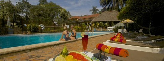 Makindye Country Club: Swimming Pool