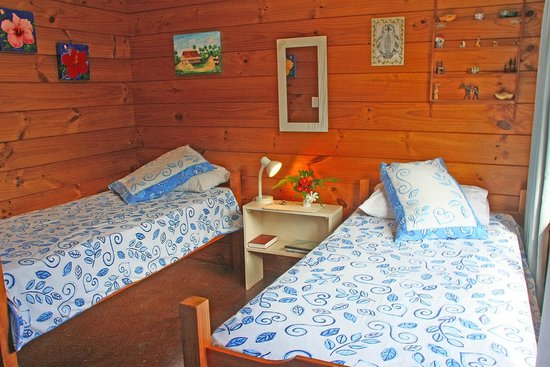 Atiu Homestay : Twin Room - Single Beds