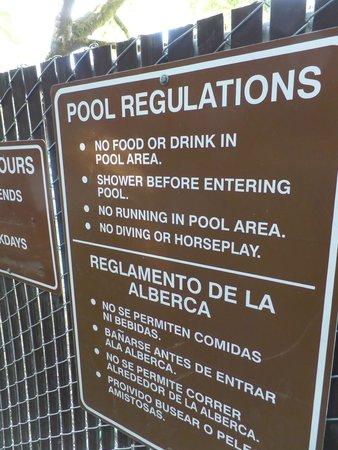 Bothe-Napa State Park: Pool 411