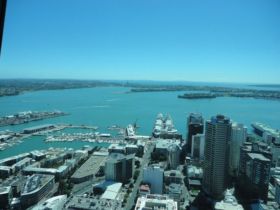 Sky Tower: View from the Tower