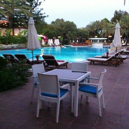 Rixos Downtown Antalya : Бассейн шикарный!