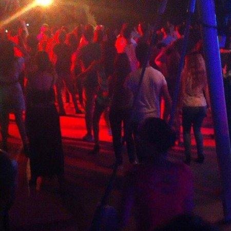 Rixos Downtown Antalya : вечера сальсы