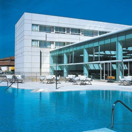 Hotel Eurostars Isla de La Toja : Building