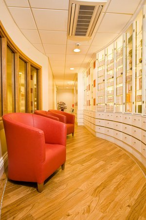 Clarins UK Gold Salon at Crieff Hydro Spa