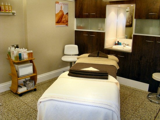 Crieff Hydro Spa: Spa treatment room 2