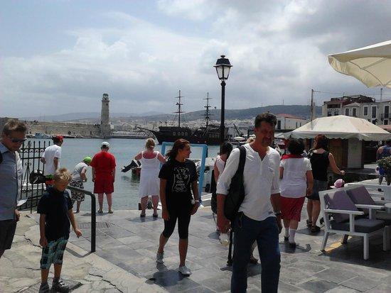 Venetian Harbour: Набережная