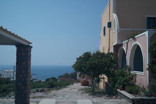 Alisaxni Resort: View to the sea