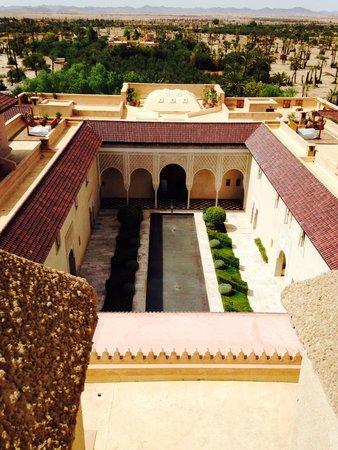 Ksar Char-Bagh: Un très grand merci à l'équipe de ce magnifique palais