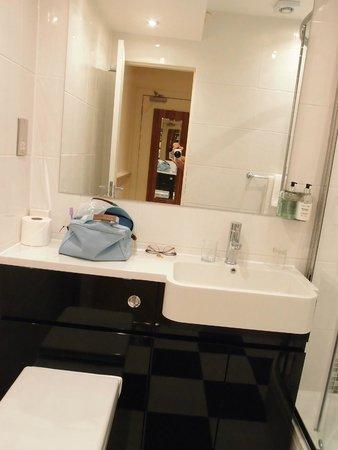 Royal Ettrick Hotel: coin lavabo