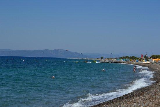 Kipriotis Panorama Hotel & Suites: mare