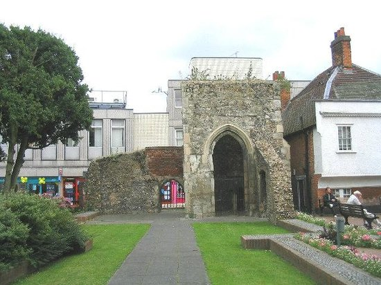 Brentwood old church