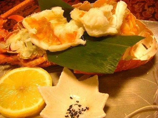 Roppokan: 夕食