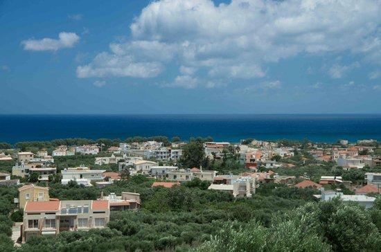 Antilia Apartments: Travronitas Village from the Antilia pool