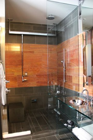 Andaz 5th Avenue: La douche