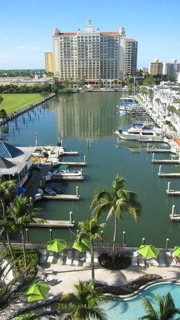Hyatt Regency Sarasota: View from the Room