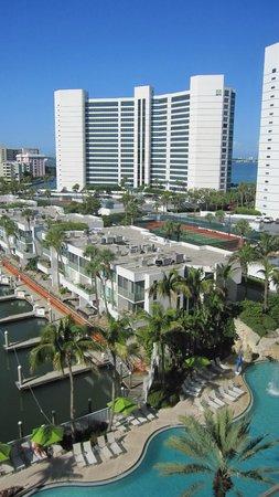Hyatt Regency Sarasota: View from Room
