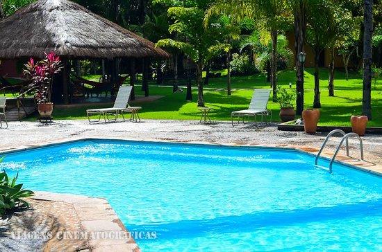 Hotel Pousada Aguas de Bonito: Piscina