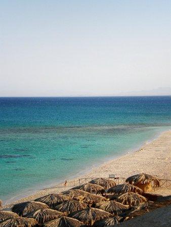 Mahmya Island: spiaggia