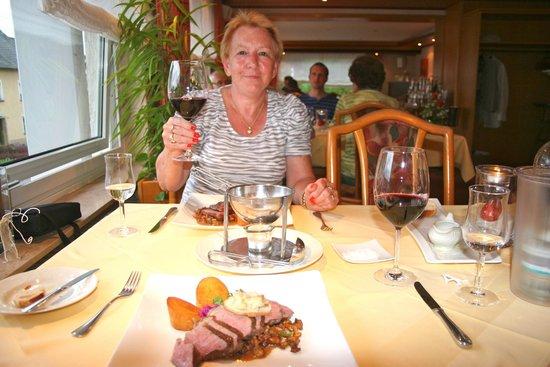Landgasthof Eiserner Ritter: Quels délices
