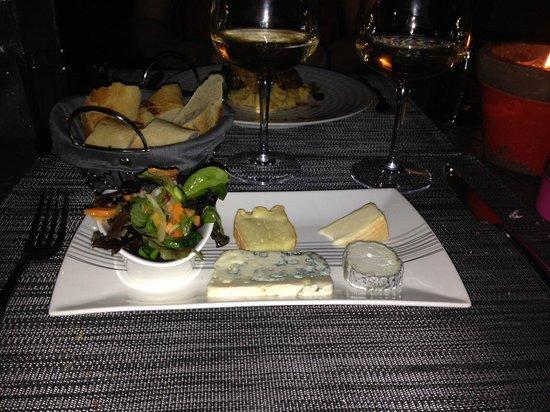 Le Piquebaure : formaggi