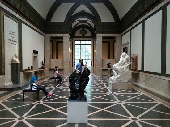 Rodin Museum: Inside the museum