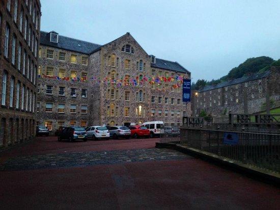New Lanark Mill Hotel: Front